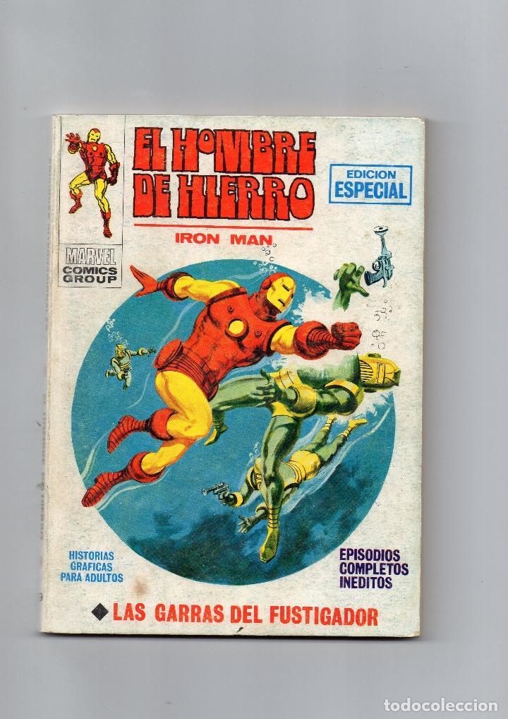 Cómics: VERTICE - EL HOMBRE DE HIERRO - COLECCION COMPLETA 32 COMICS - VOLUMEN.1 - BUEN ESTADO - Foto 44 - 96817695
