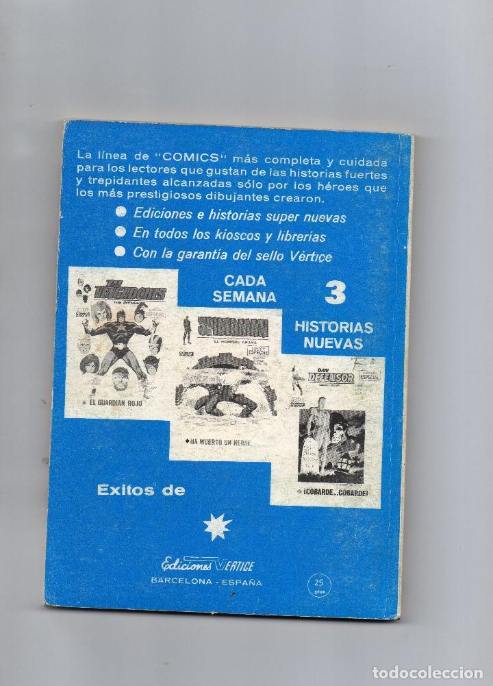 Cómics: VERTICE - EL HOMBRE DE HIERRO - COLECCION COMPLETA 32 COMICS - VOLUMEN.1 - BUEN ESTADO - Foto 45 - 96817695
