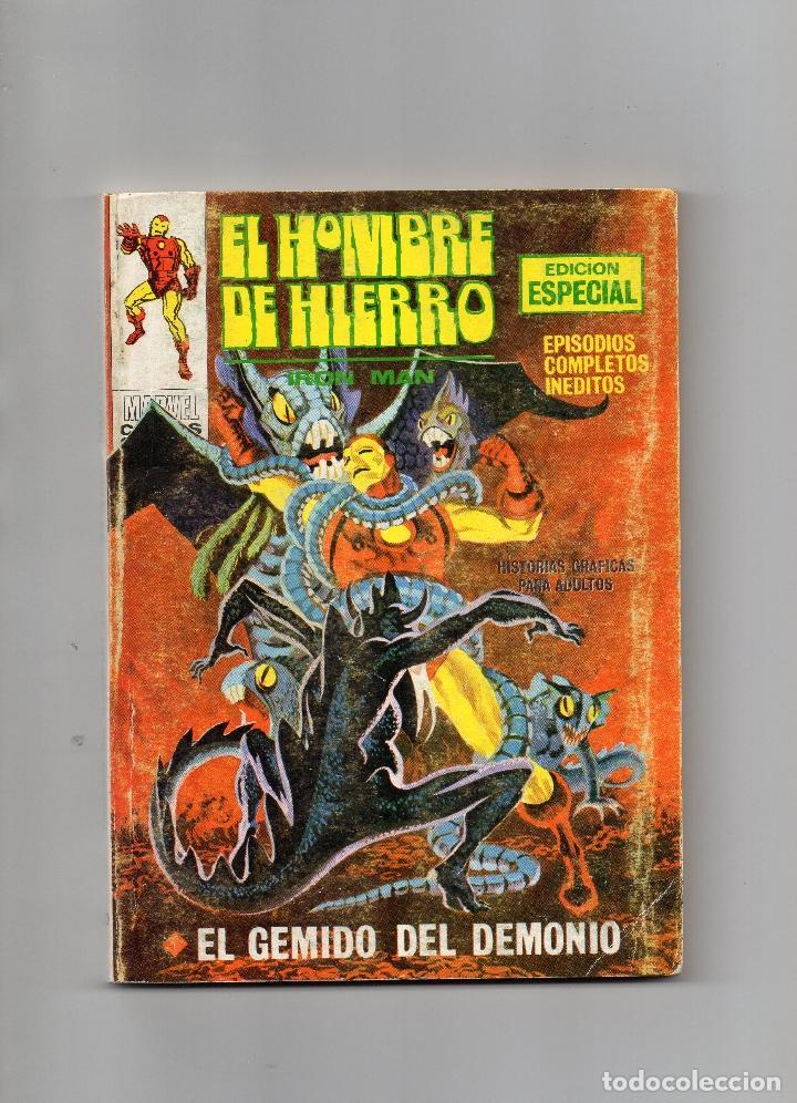 Cómics: VERTICE - EL HOMBRE DE HIERRO - COLECCION COMPLETA 32 COMICS - VOLUMEN.1 - BUEN ESTADO - Foto 46 - 96817695