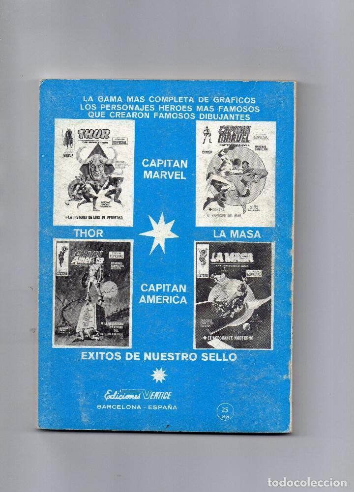 Cómics: VERTICE - EL HOMBRE DE HIERRO - COLECCION COMPLETA 32 COMICS - VOLUMEN.1 - BUEN ESTADO - Foto 47 - 96817695