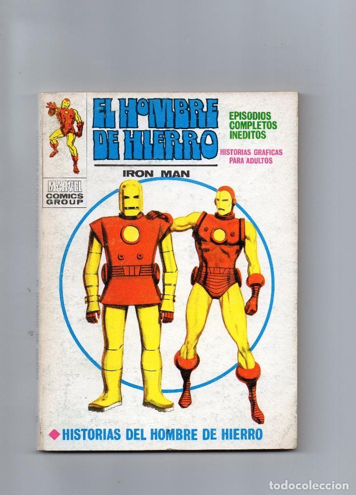 Cómics: VERTICE - EL HOMBRE DE HIERRO - COLECCION COMPLETA 32 COMICS - VOLUMEN.1 - BUEN ESTADO - Foto 48 - 96817695