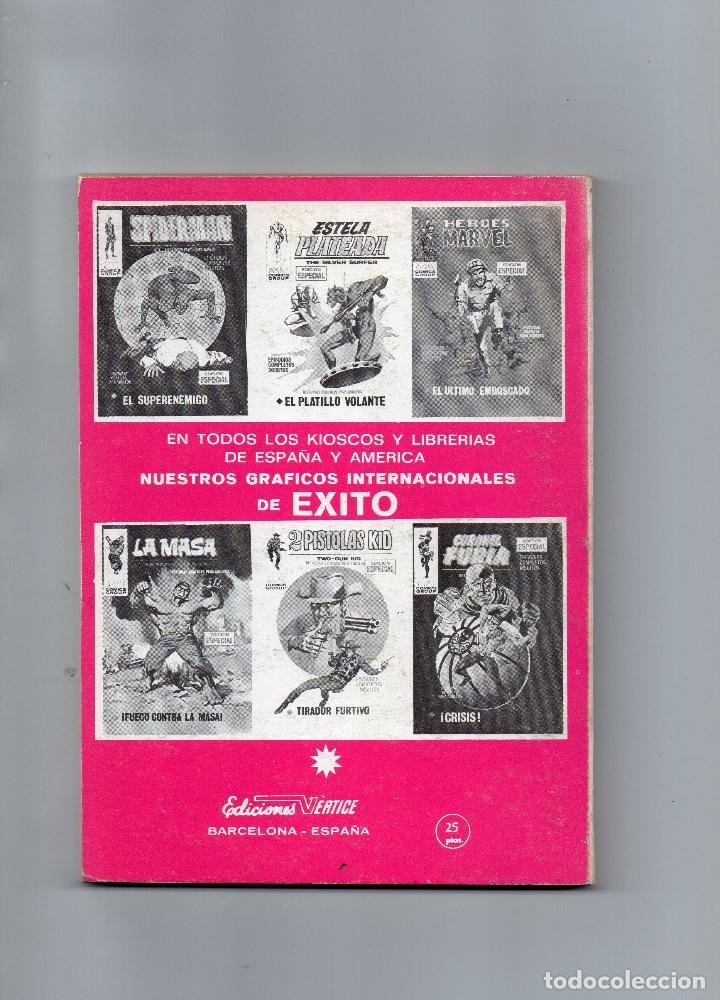 Cómics: VERTICE - EL HOMBRE DE HIERRO - COLECCION COMPLETA 32 COMICS - VOLUMEN.1 - BUEN ESTADO - Foto 49 - 96817695
