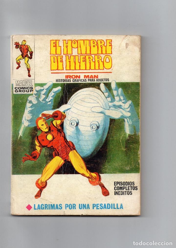 Cómics: VERTICE - EL HOMBRE DE HIERRO - COLECCION COMPLETA 32 COMICS - VOLUMEN.1 - BUEN ESTADO - Foto 50 - 96817695