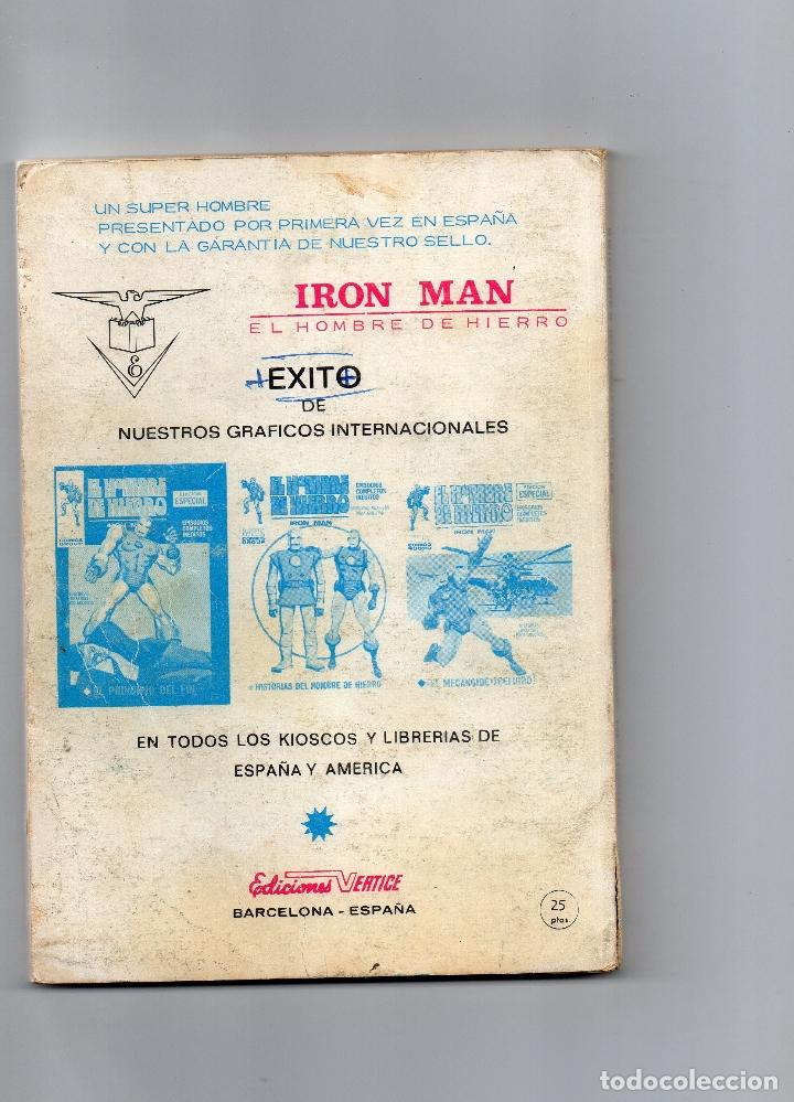 Cómics: VERTICE - EL HOMBRE DE HIERRO - COLECCION COMPLETA 32 COMICS - VOLUMEN.1 - BUEN ESTADO - Foto 51 - 96817695