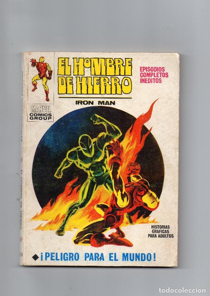 Cómics: VERTICE - EL HOMBRE DE HIERRO - COLECCION COMPLETA 32 COMICS - VOLUMEN.1 - BUEN ESTADO - Foto 52 - 96817695