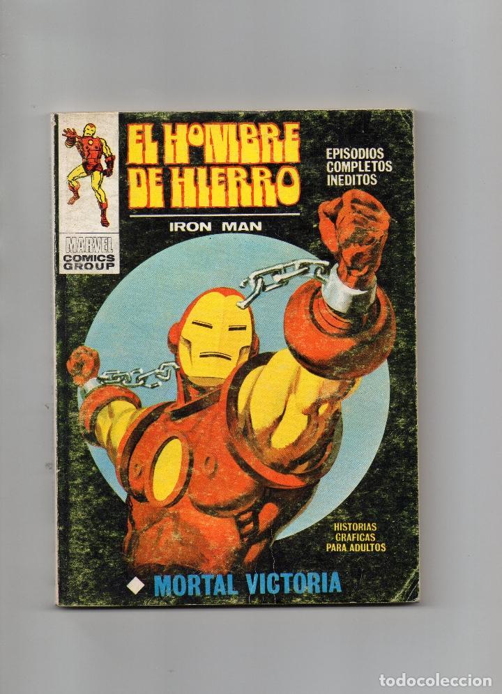 Cómics: VERTICE - EL HOMBRE DE HIERRO - COLECCION COMPLETA 32 COMICS - VOLUMEN.1 - BUEN ESTADO - Foto 54 - 96817695