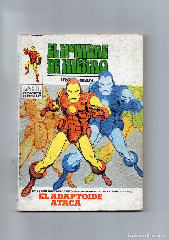 Cómics: VERTICE - EL HOMBRE DE HIERRO - COLECCION COMPLETA 32 COMICS - VOLUMEN.1 - BUEN ESTADO - Foto 56 - 96817695