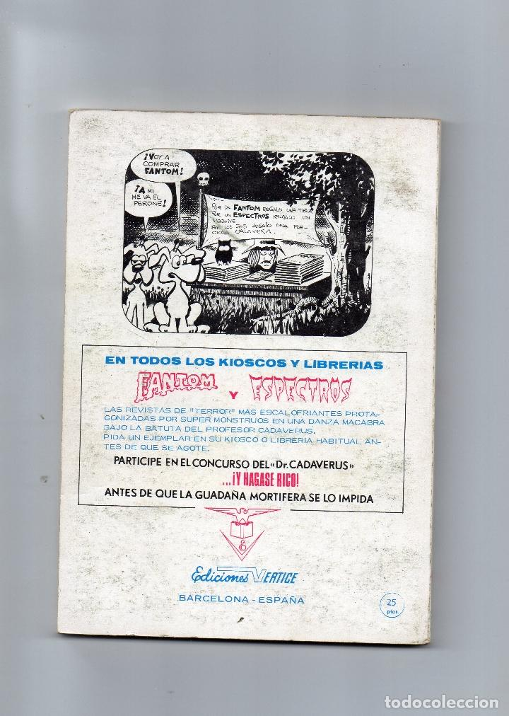 Cómics: VERTICE - EL HOMBRE DE HIERRO - COLECCION COMPLETA 32 COMICS - VOLUMEN.1 - BUEN ESTADO - Foto 57 - 96817695