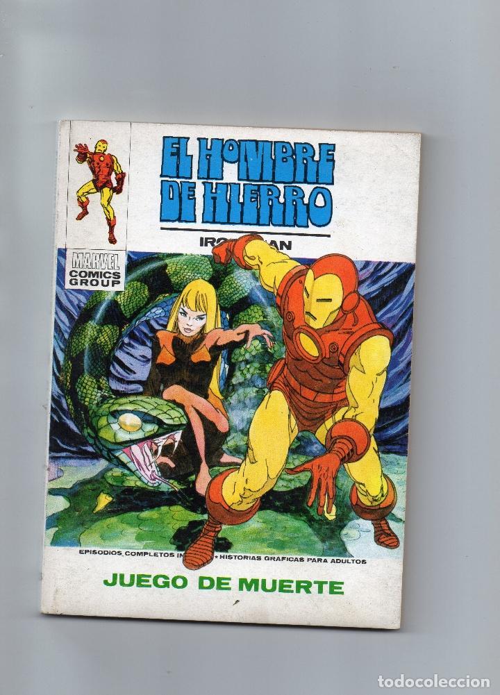 Cómics: VERTICE - EL HOMBRE DE HIERRO - COLECCION COMPLETA 32 COMICS - VOLUMEN.1 - BUEN ESTADO - Foto 58 - 96817695