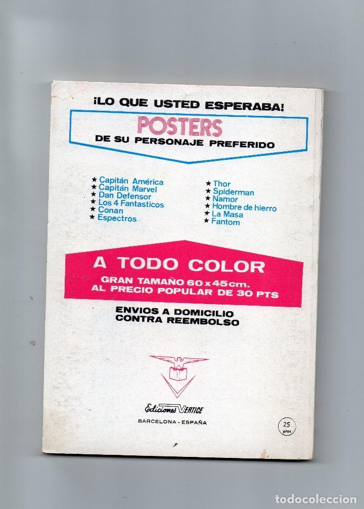 Cómics: VERTICE - EL HOMBRE DE HIERRO - COLECCION COMPLETA 32 COMICS - VOLUMEN.1 - BUEN ESTADO - Foto 59 - 96817695