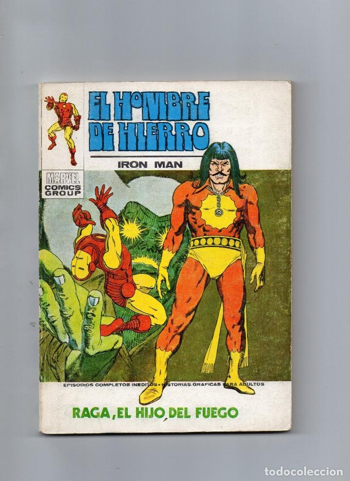 Cómics: VERTICE - EL HOMBRE DE HIERRO - COLECCION COMPLETA 32 COMICS - VOLUMEN.1 - BUEN ESTADO - Foto 60 - 96817695
