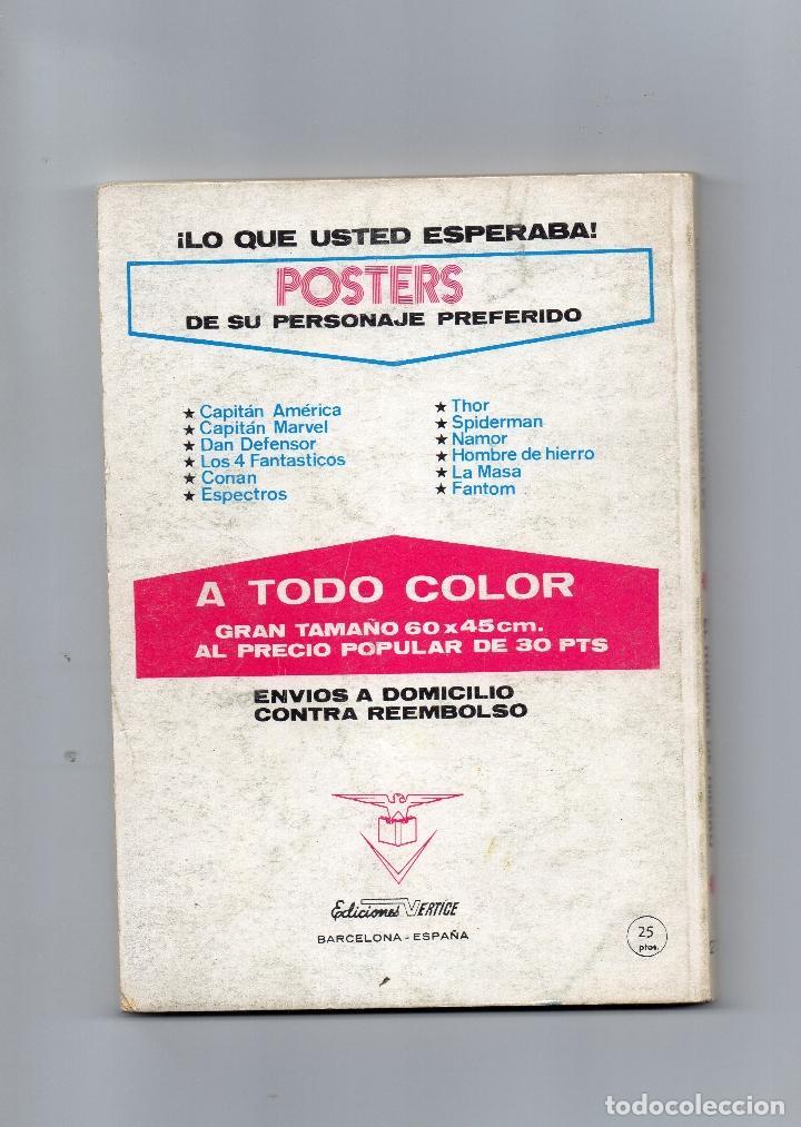 Cómics: VERTICE - EL HOMBRE DE HIERRO - COLECCION COMPLETA 32 COMICS - VOLUMEN.1 - BUEN ESTADO - Foto 61 - 96817695