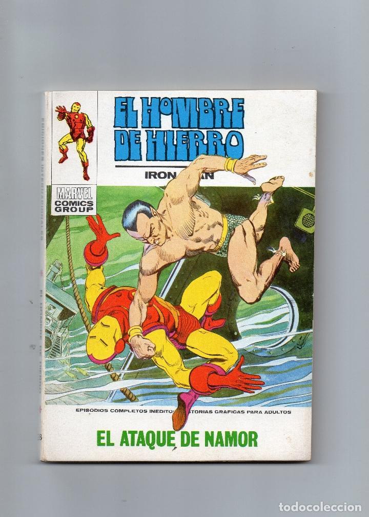 Cómics: VERTICE - EL HOMBRE DE HIERRO - COLECCION COMPLETA 32 COMICS - VOLUMEN.1 - BUEN ESTADO - Foto 62 - 96817695