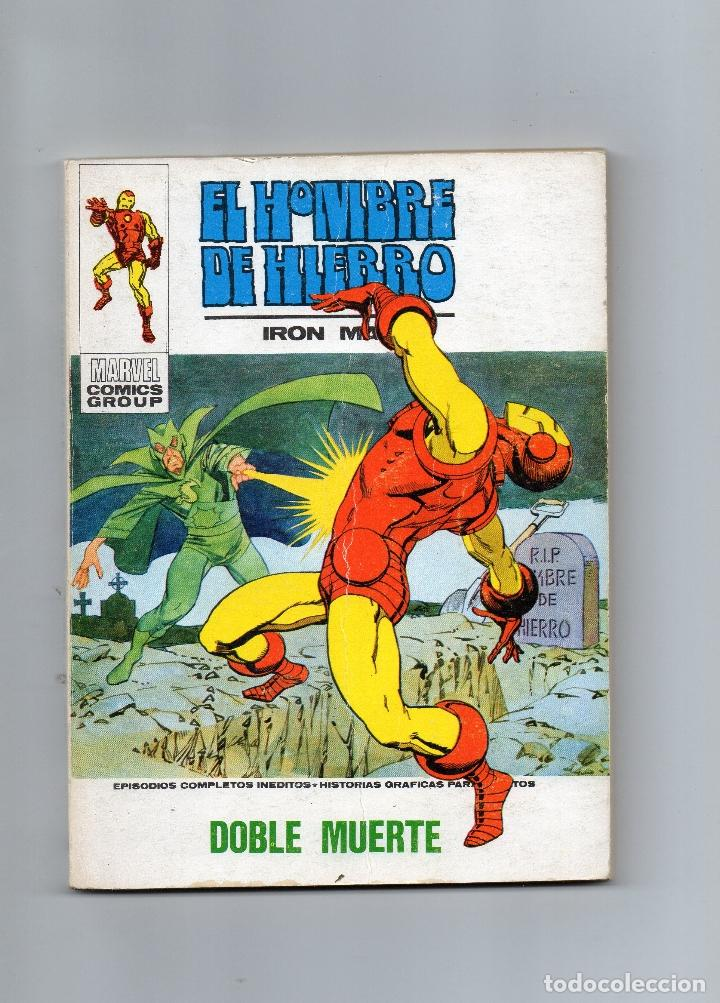 Cómics: VERTICE - EL HOMBRE DE HIERRO - COLECCION COMPLETA 32 COMICS - VOLUMEN.1 - BUEN ESTADO - Foto 66 - 96817695