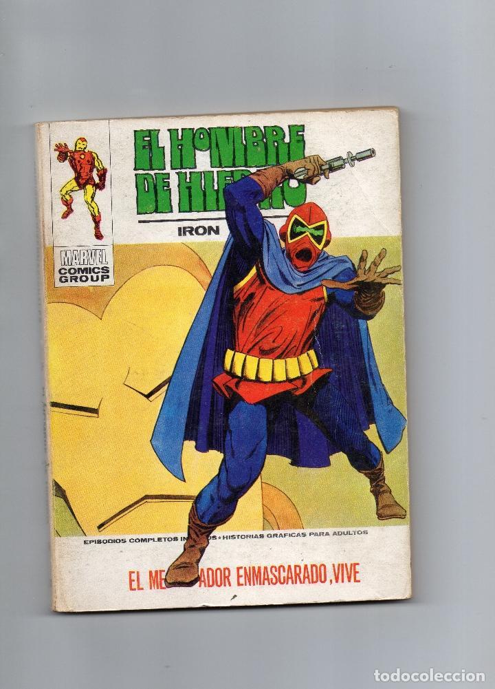 Cómics: VERTICE - EL HOMBRE DE HIERRO - COLECCION COMPLETA 32 COMICS - VOLUMEN.1 - BUEN ESTADO - Foto 68 - 96817695