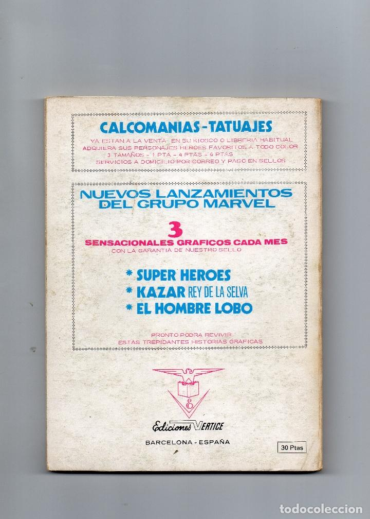 Cómics: VERTICE - EL HOMBRE DE HIERRO - COLECCION COMPLETA 32 COMICS - VOLUMEN.1 - BUEN ESTADO - Foto 69 - 96817695
