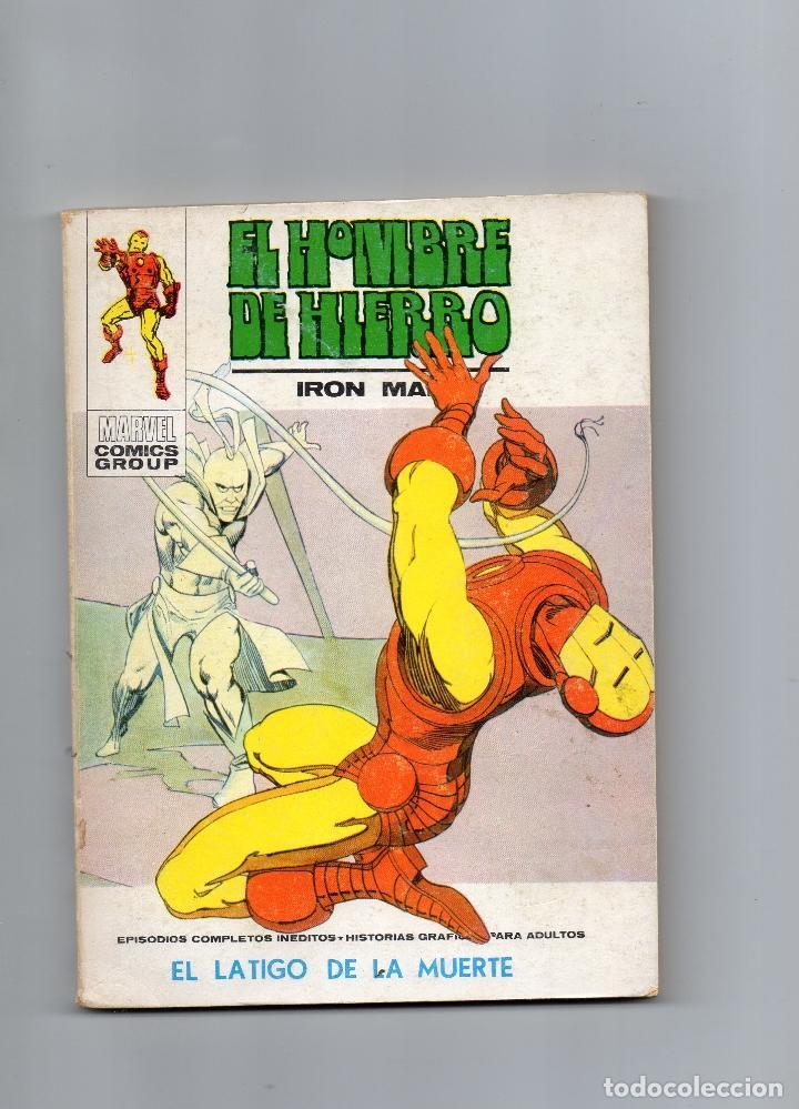 Cómics: VERTICE - EL HOMBRE DE HIERRO - COLECCION COMPLETA 32 COMICS - VOLUMEN.1 - BUEN ESTADO - Foto 70 - 96817695