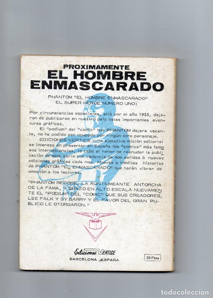 Cómics: VERTICE - EL HOMBRE DE HIERRO - COLECCION COMPLETA 32 COMICS - VOLUMEN.1 - BUEN ESTADO - Foto 71 - 96817695