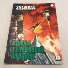 Cómics: SPIDERMAN Nº 4: CONTRA EL EMPERADOR ANDROIDE - VERTICE - 1967. Lote 96924103
