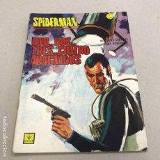 Cómics: SPIDERMAN Nº 2: UNO, DOS, TRES, CUATRO ARÁCNIDOS - VERTICE - 1967. Lote 96925315