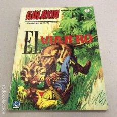 Cómics: GALAXIA Nº 8: EL VIAJERO - VERTICE - 1965. Lote 96925539
