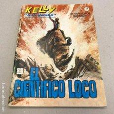 Cómics: KELLY OJO MÁGICO Nº 14: EL CIENTÍFICO LOCO - VERTICE - 1965. Lote 96925983