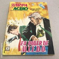 Cómics: ZARPA DE ACERO Nº 25: EL PODER DE MIEDO - VERTICE - 1965. Lote 96926211
