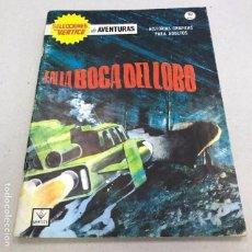 Cómics: SELECCIONES VÉRTICE Nº 9: EN LA BOCA DEL LOBO - VERTICE - 1966. Lote 96926507