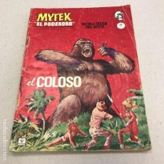 Cómics: MYTEK Nº 1: EL COLOSO - VERTICE - 1965. Lote 96926743