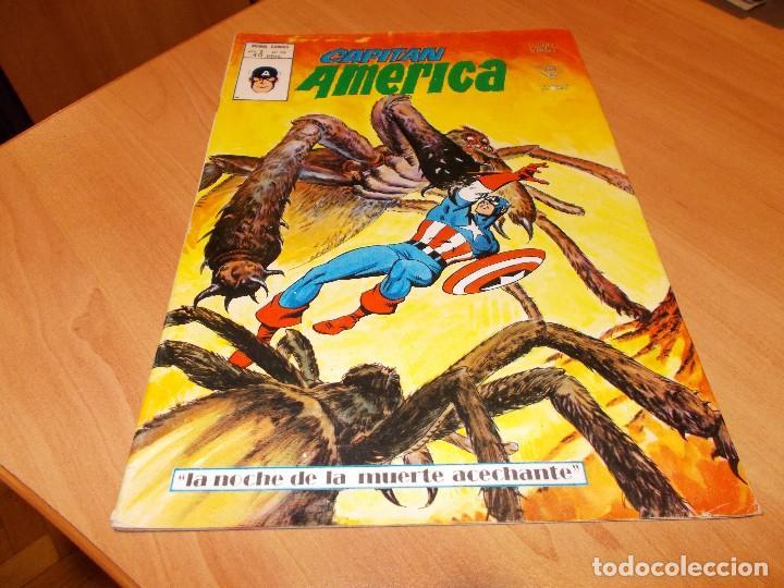 CAPITAN AMERICA V.3 Nº 33 (Tebeos y Comics - Vértice - Capitán América)