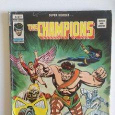 Cómics: THE CHAMPIONS EXTRA VERANO 1976 EL MUNDO AUN NECESITA LOS CAMPEONES VÉRTICE VOL II Nº 49. Lote 97059567