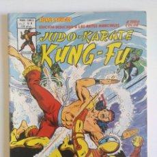 Cómics: MUNDI COMICS VOL .2 Nº 9 RELATOS SALVAJES JUDO - KARATE - KUNG - FU VERTICE. Lote 97060531