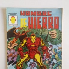 Cómics: HOMBRE DE HIERRO Nº 7 VERTICE 1981 - HAMMER ATACA - MUNDICOMICS. Lote 97061027