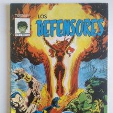 Cómics: LOS DEFENSORES NUMERO 6 VERTICE MUNDICOMICS. Lote 97063927