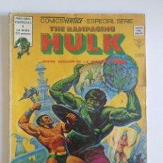 Cómics: THE RAMPAGING HULK Nº 6 VERTICE MUNDICOMICS. Lote 97065707