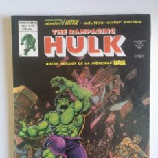 Cómics: THE RAMPAGING HULK Nº 13 VERTICE MUNDICOMICS. Lote 97065831