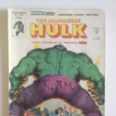 Cómics: THE RAMPAGING HULK Nº 14 VERTICE MUNDICOMICS. Lote 97065927