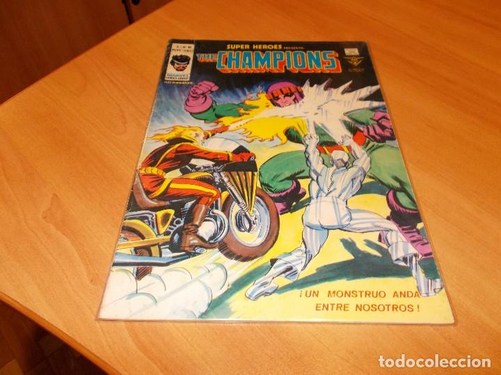 SUPER HEROES V.2 Nº 96 (Tebeos y Comics - Vértice - Super Héroes)