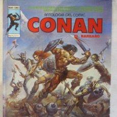 Cómics: ANTOLOGIA DEL COMIC Nº1 CONAN EL BARBARO VERTICE TOMO DE LUJO. Lote 105159378