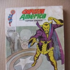 Cómics: CAPITAN AMERICA Nº 33 ATACA ZARPA AMARILLA VERTICE TACO . Lote 97191103