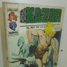 Cómics: VERTICE VOL.1 KA-ZAR Nº 8 TACO. Lote 97249595