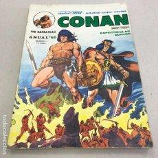 Cómics: CONAN THE BARBARIAN, ANUAL 80, Nº 1 - VERTICE - 1979 . Lote 97314571