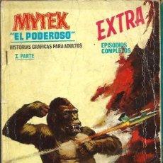 Cómics: MYTEK EL PODEROSO EXTRA Nº 2 - I PARTE - VERTICE V.1 - 176 PAGINAS - SUFRIDO. Lote 97521619