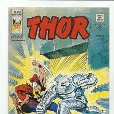 Cómics: THOR V2 Nº 34, 1977, VERTICE, MUY BUEN ESTADO. Lote 97576279
