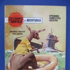 Cómics: SELECCIONES VERTICE Nº 8. BUEN ESTADO. EDITORIAL VERTICE VOL. 1. Lote 97702999