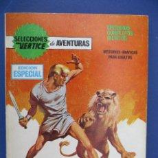 Cómics: SELECCIONES VERTICE Nº 9. BUEN ESTADO. EDITORIAL VERTICE VOL. 1. Lote 97703767