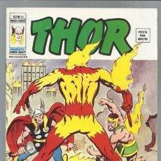 Cómics: THOR V2 Nº 16, 1975, VERTICE, MUY BUEN ESTADO. Lote 97819591