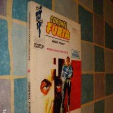 Cómics: CORONEL FURIA 5, 1971, VERTICE, MUY BUEN ESTADO. Lote 97824955