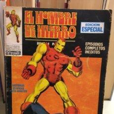 Cómics: EL HOMBRE DE HIERRO. Lote 97847514
