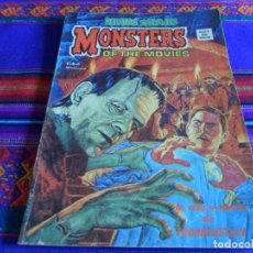 Cómics: VÉRTICE VOL. 1 RELATOS SALVAJES Nº 49 MONSTERS OF THE MOVIES. FRANKENSTEIN. 1977. 50 PTS. RARO.. Lote 97913931